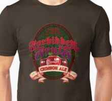Forbidden Fruit Crimson Ale Unisex T-Shirt