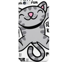 Soft Kitty The Big Bang Theory iPhone Case/Skin