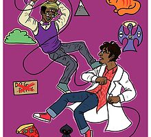 Welcome to Night Vale by AllyBee