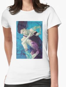 Loose pearls - Working on a dream Womens Fitted T-Shirt