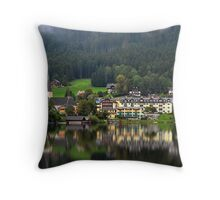 Altaussee Throw Pillow