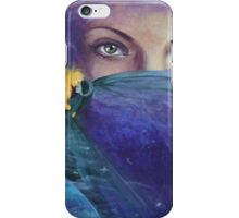 "...and the past it's just the beginning...from ""Impossible love"" series iPhone Case/Skin"