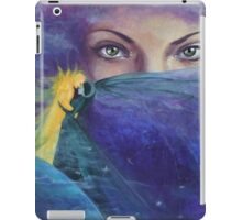 "...and the past it's just the beginning...from ""Impossible love"" series iPad Case/Skin"