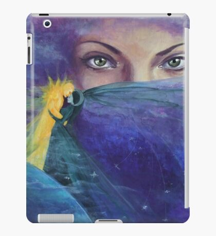 """...and the past it's just the beginning...from """"Impossible love"""" series iPad Case/Skin"""