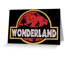 Wonder Park Greeting Card