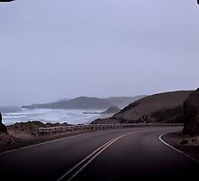Panamerican Highway by Jarede Schmetterer