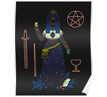 Witch Series: Tarot Cards Poster