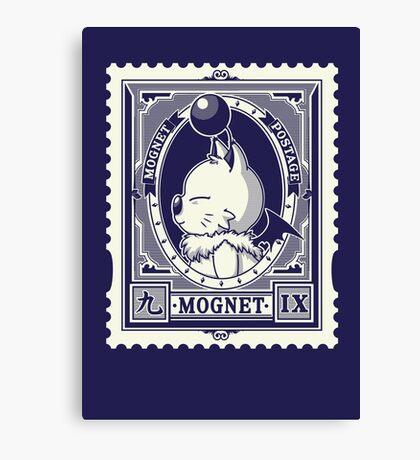 Mognet Mail (1C Version) Canvas Print