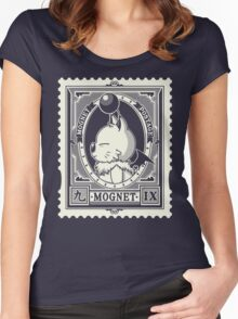 Mognet Mail (1C Version) Women's Fitted Scoop T-Shirt