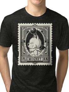 Mognet Mail (1C Version) Tri-blend T-Shirt