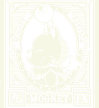 Mognet Mail (1C Version) Sticker