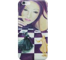 """Eternal Minuet - from """"Impossible love"""" series iPhone Case/Skin"""