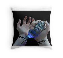 Plasmid Arms Throw Pillow