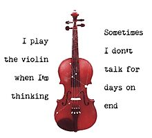 Sherlock ASiP violin quote by Panicathome