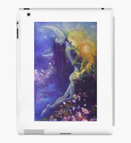 """Illusion (2) from """"Impossible love"""" series iPad Case/Skin"""