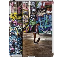 London Graffiti iPad Case/Skin