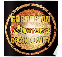 Corrosion Of Conformity Deliverance Speaker Design Poster