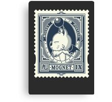 Mognet Mail (2C Version) Canvas Print