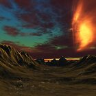 Blaze Of Glory by PaprikaFaa
