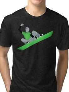 snowcore. 2. Tri-blend T-Shirt