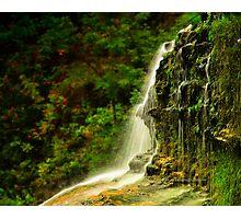 Ithaca's Treman Falls V Photographic Print
