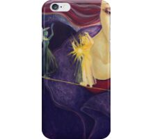 """Pendency - from """"Impossible love"""" series iPhone Case/Skin"""