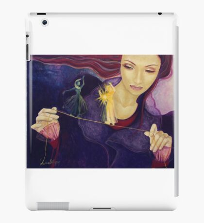 """Pendency - from """"Impossible love"""" series iPad Case/Skin"""