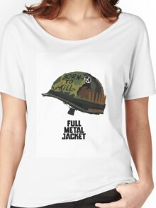 Full metal jacket - Stanley Kubrick Women's Relaxed Fit T-Shirt