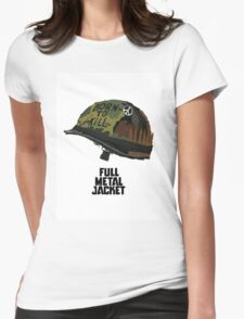Full metal jacket - Stanley Kubrick Womens Fitted T-Shirt