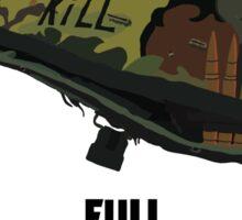 Full metal jacket - Stanley Kubrick Sticker