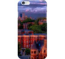 Brookline, MA iPhone Case/Skin