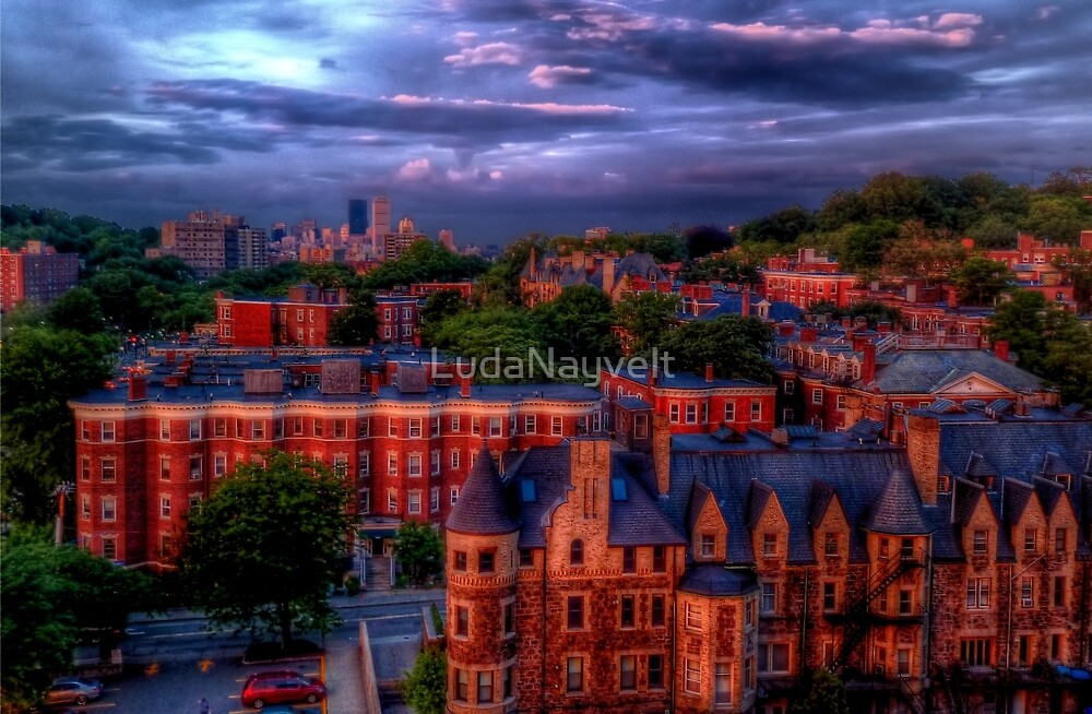 Brookline, MA by LudaNayvelt