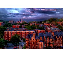 Brookline, MA Photographic Print