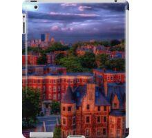 Brookline, MA iPad Case/Skin