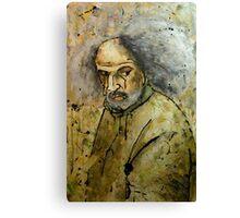 Mean Mr. Mustard Canvas Print