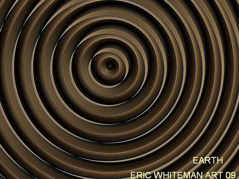 ( EARTH )  ERIC WHITEMAN  by ericwhiteman