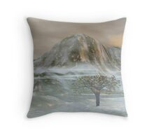 Issues - Global Warming 7 Throw Pillow