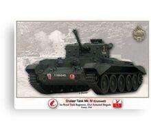 Tank Cruiser Mk. IV (Cromwell) Canvas Print