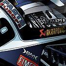 Ben Spies - Yamaha Italia R1 by quigonjim