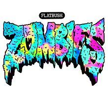Flatbush ZOMBiES Logo by bmc97