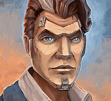 Borderlands - Jack - The Dark Heroes by Dnx-Drift