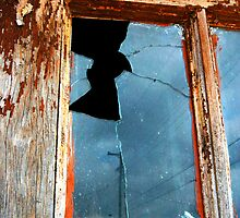 Broken Reflections by Gregory Collins