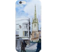 Shrewsbury, Shropshire, England iPhone Case/Skin