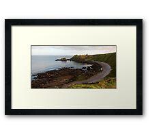 Dunnotter Castle Framed Print