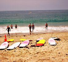 Surfers by SamLowry