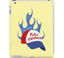 Foxy Grandpa iPad Case/Skin