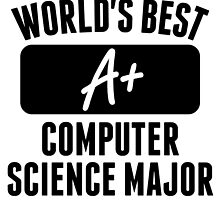 World's Best Computer Science Major by GiftIdea