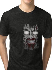 DEAD FUTURE Tri-blend T-Shirt