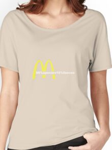 90%species Women's Relaxed Fit T-Shirt