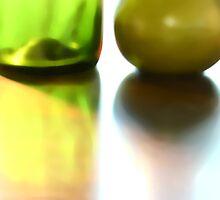 Pear and Vino by Andrea Barnett